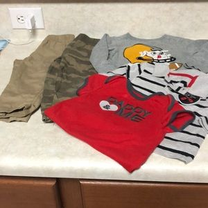 🌺NEW ITEM🌺  LOT SIZE 18 MONTHS: 5 CLOTHES ITEMS